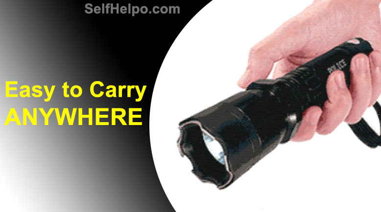 Shockwave Torch Easy to Carry Anywhere