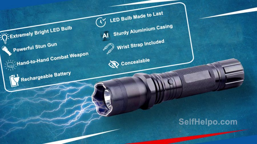 Shockwave Torch Features of the Product