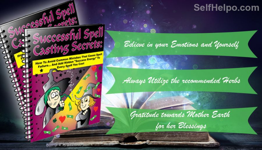 Simple Spell Casting System Believe in yourself