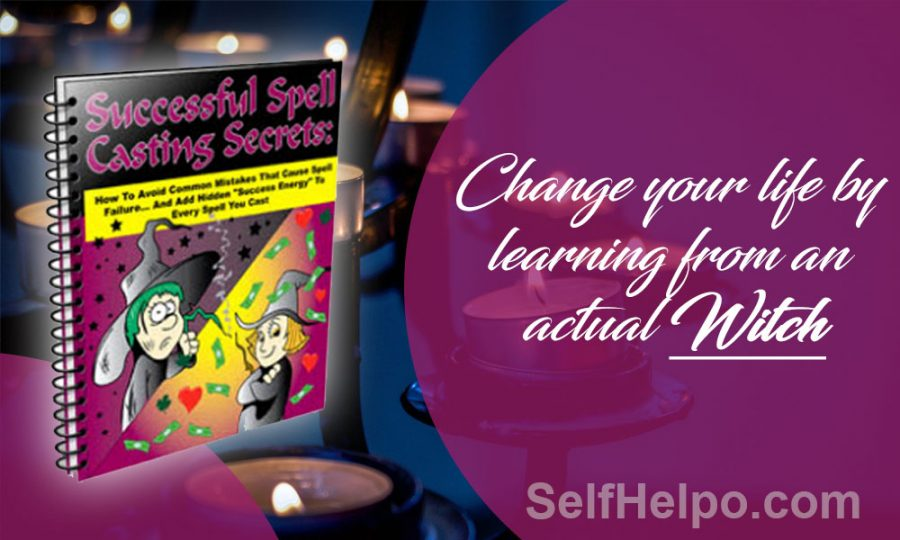 Simple Spell Casting System Change your Life