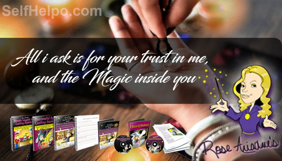 Simple Spell Casting System Magic Inside You