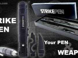 Strike Pen Your Pen and Weapon