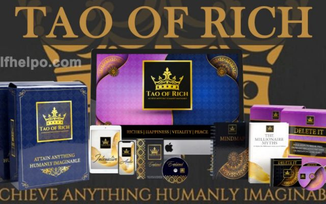 Tao of Rich Achieve Anything Humanly Imaginable