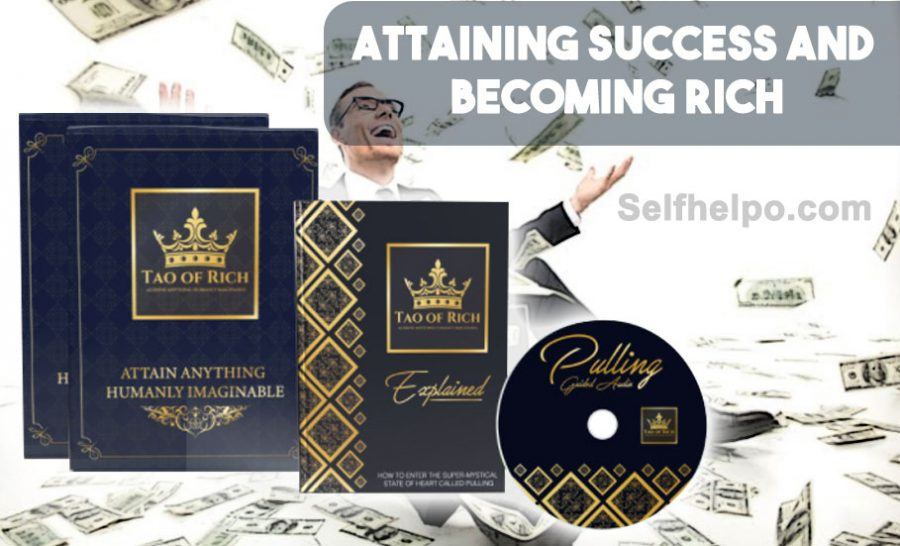 Tao of Rich Attaining Success and Becoming Rich