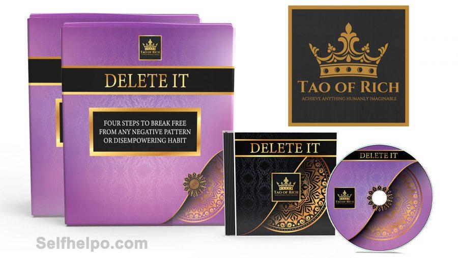 Tao of Rich Delete It
