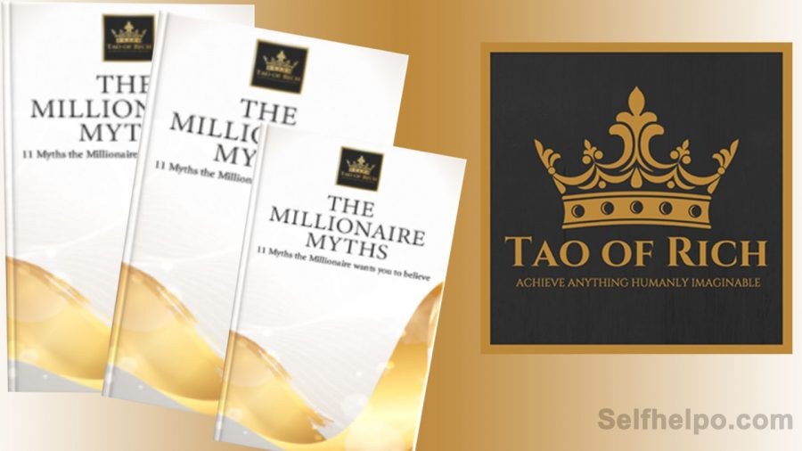 Tao of Rich The Millionaire Myths