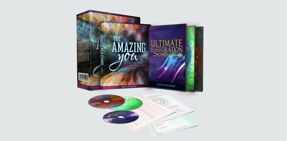 the amazing you package