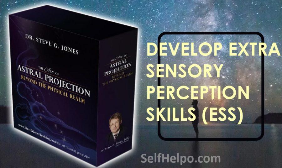 The Art of Astral Extra Sensory Perception Skills