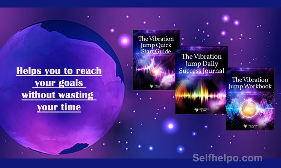 The Vibration Jump Method Helps You To Reach Your Goals
