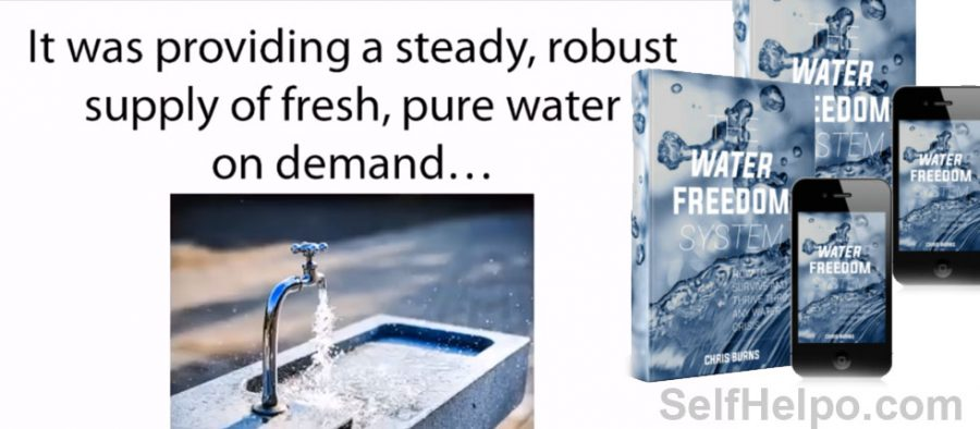 The Water Freedom System Fresh Water Supply