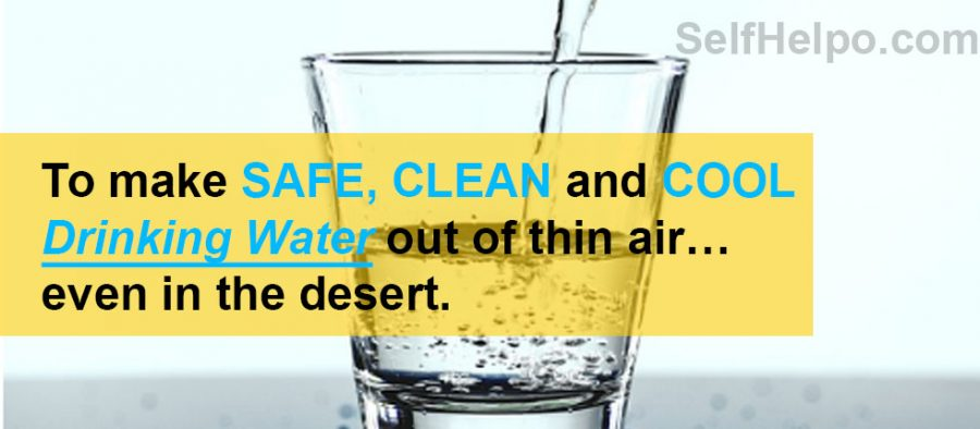The Water Freedom System Safe and clean Water