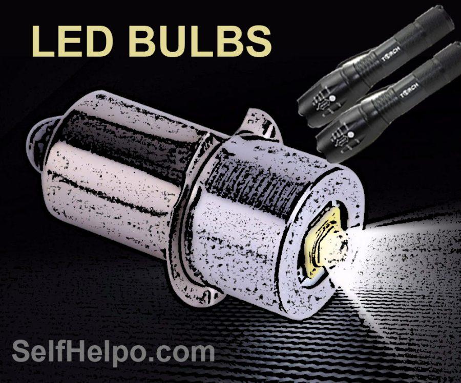 Torch Tactical Flashlight Led Bulbs