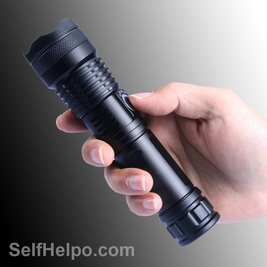 Torch Tactical Flashlight Small in Size