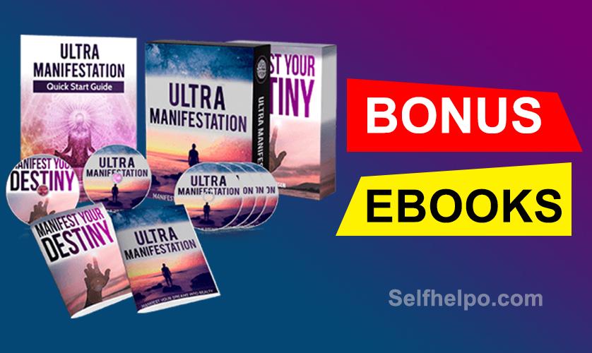 Ultra Manifestation Bonus Ebooks