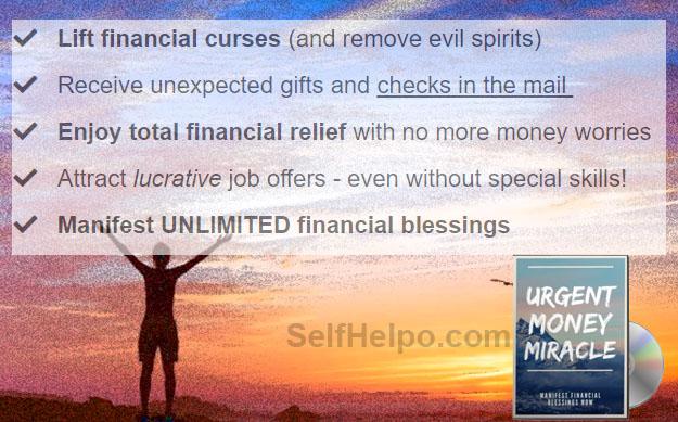 Urgent Money Miracle Lift Financial Curses