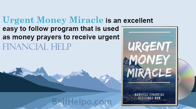 Urgent Money Miracle Meaning