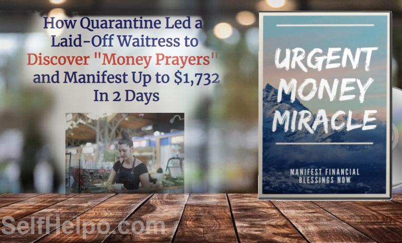 Urgent Money Miracle Money Prayers