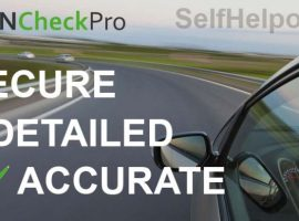 Vin Check Pro Secure, Detailed and Accurate