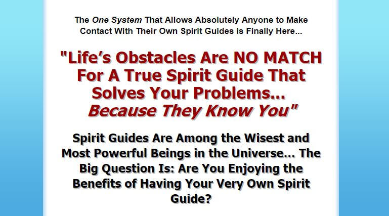 Website of How To Awaken Your Spiritual Guides