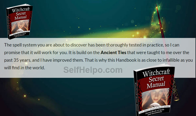Witchcraft Secret Manual Ancient Ties