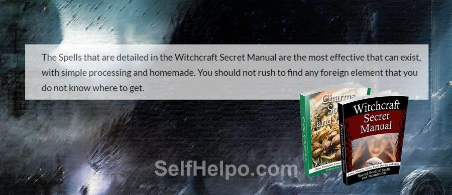 Witchcraft Secret Manual Detailed Spells