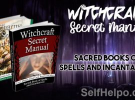 Witchcraft Secret Manual Sacred Books of Spells and Incantations