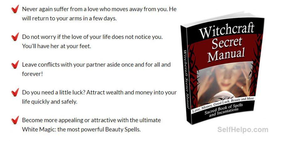 Witchcraft Secret Manual Teachings