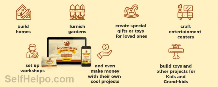 Woodworkers Treasure Chest Build Homes