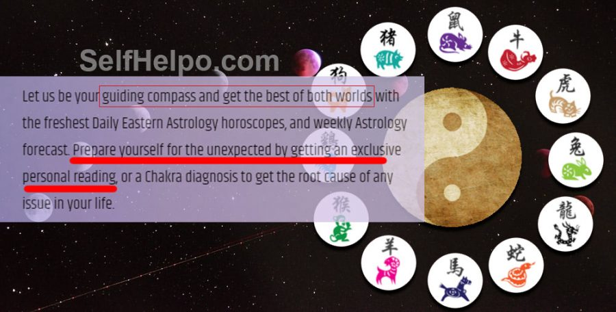 Your Astrology Language Guiding Compass