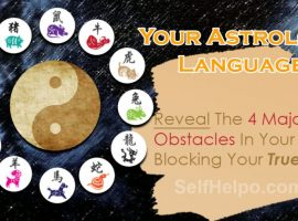 Your Astrology Language Reveal the 4 Major Obstacle of your Life