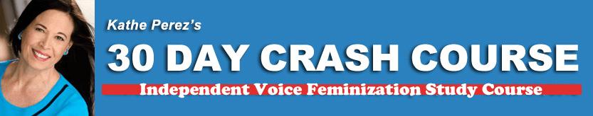 30 Day Crash Course- Kathy Perez