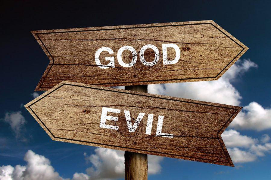 good and bad paths