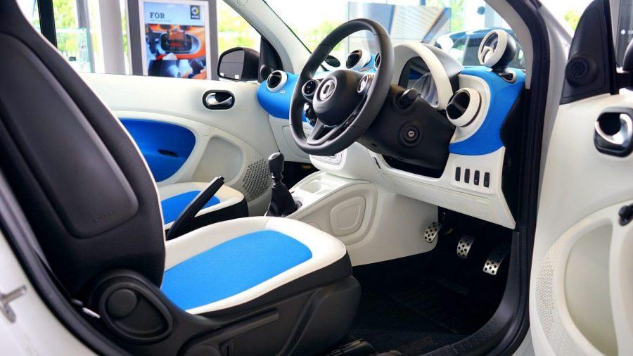 Wipe car interiors