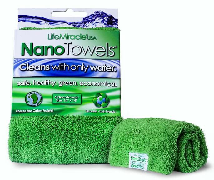 NanoTowels pack