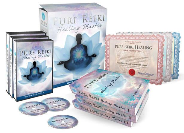 Pure Reiki Healing Mastery