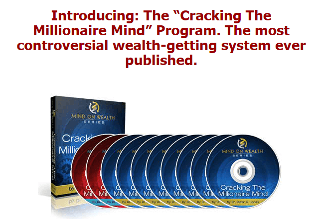 Cracking the Millionaire Mind program