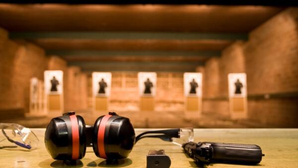 shoot range site