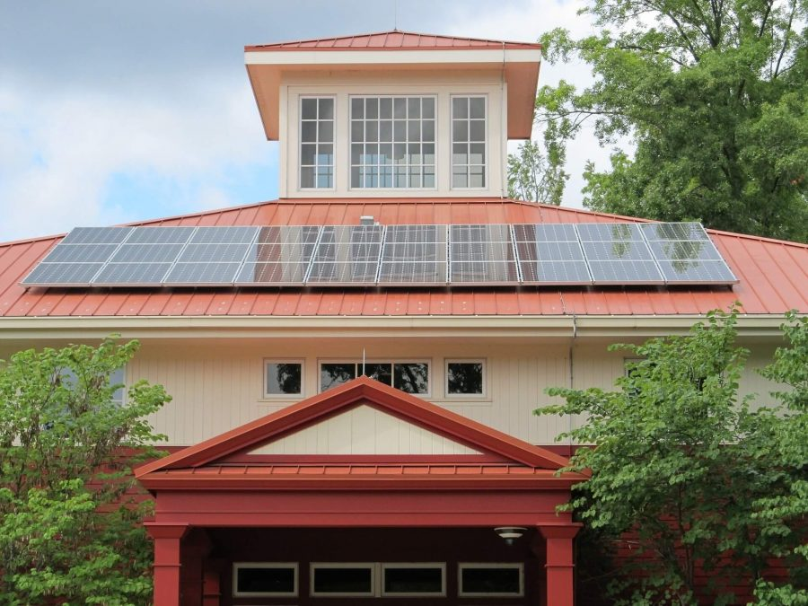 Solar panels have changed the lives of many people