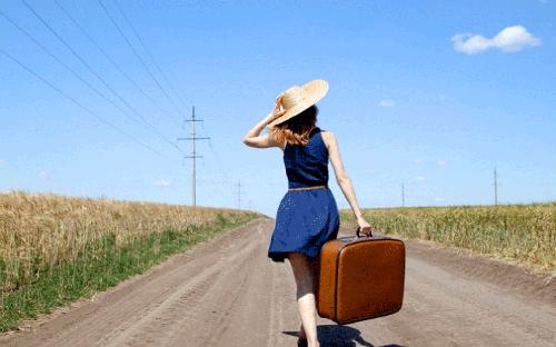 woman-traveller